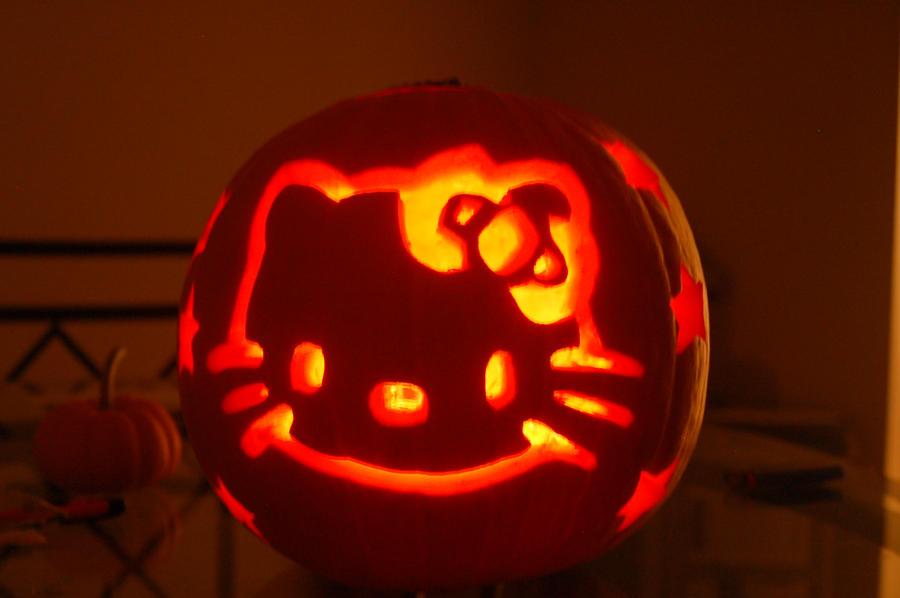 Hello Kitty Halloween 2 by RottingPearlz
