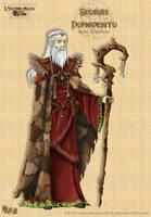 .High Druid. by MalakiaLaGatta