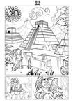 .Aztec Comic Page III.