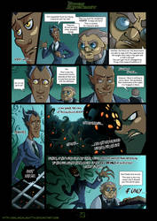 .LL Evil Forces Pag 23. by MalakiaLaGatta