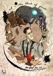 .H.P Lovecraft 125th Birthday Anniversary.