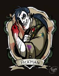 .LL Richard Upton Pickman. by MalakiaLaGatta