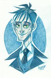 .Oswald Cobblepot - Gotham. by MalakiaLaGatta