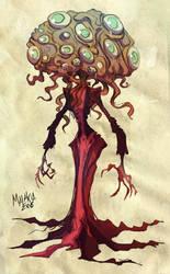 .Bloodborne Commission / Winter Lanter.