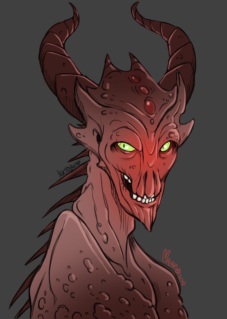 .Demon Boiii. by MalakiaLaGatta
