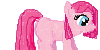 Pinkie Filly Sprite by Miss-Game-n-Start
