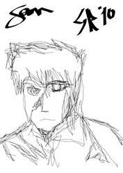 Phantom of the Opera Sketch