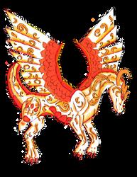 DragonFormsclub Collage Piece by Strah