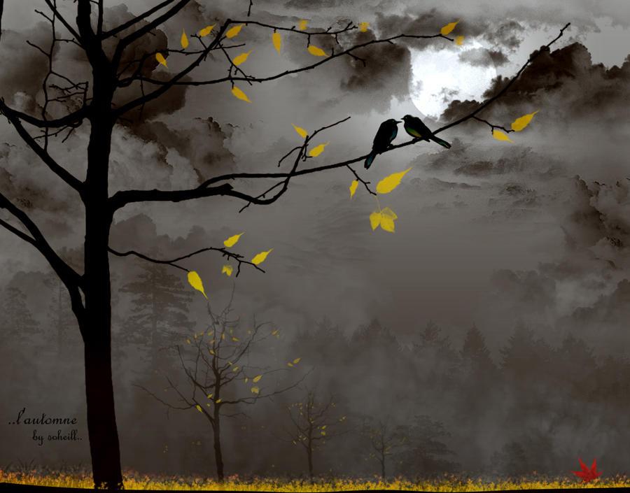 L'autumne by s0h3illVII