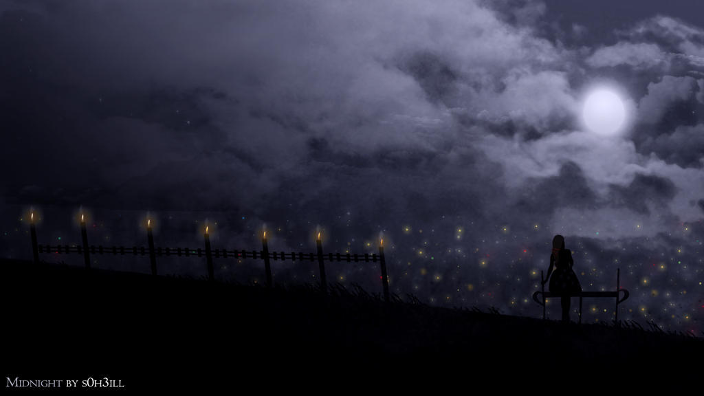 Midnight by s0h3illVII