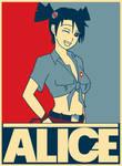 Poster - ''Everlasting Summer'', Alice
