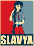 Poster - ''Everlasting Summer'', Slavya
