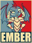 Poster - Princess Ember!