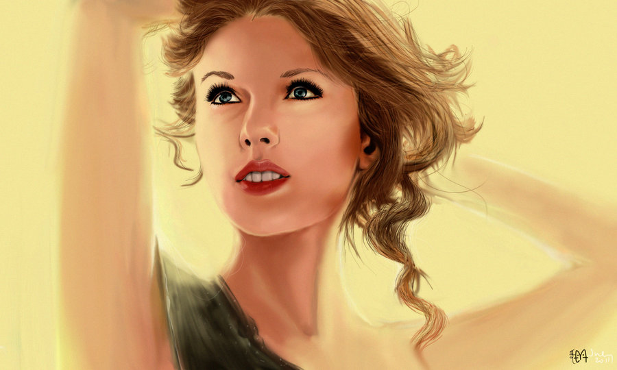 Taylor Swift by mariaeya