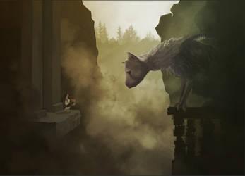 Oldie: Last Guardian by HouinArt