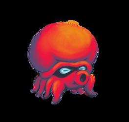 Octorock by koopaul