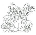 Team Mario and Company