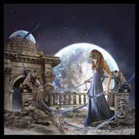 Night spirit by Funerium