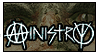 Ministry stamp by Funerium