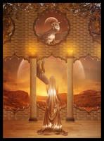 The dragon summoner by Funerium