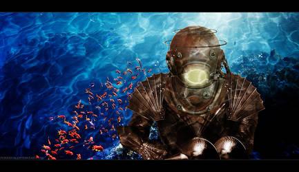 Mr. Bubbles by Funerium