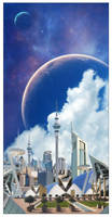 Cities of the future XIII