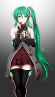 Love is a Wicked Game Miku - Full version