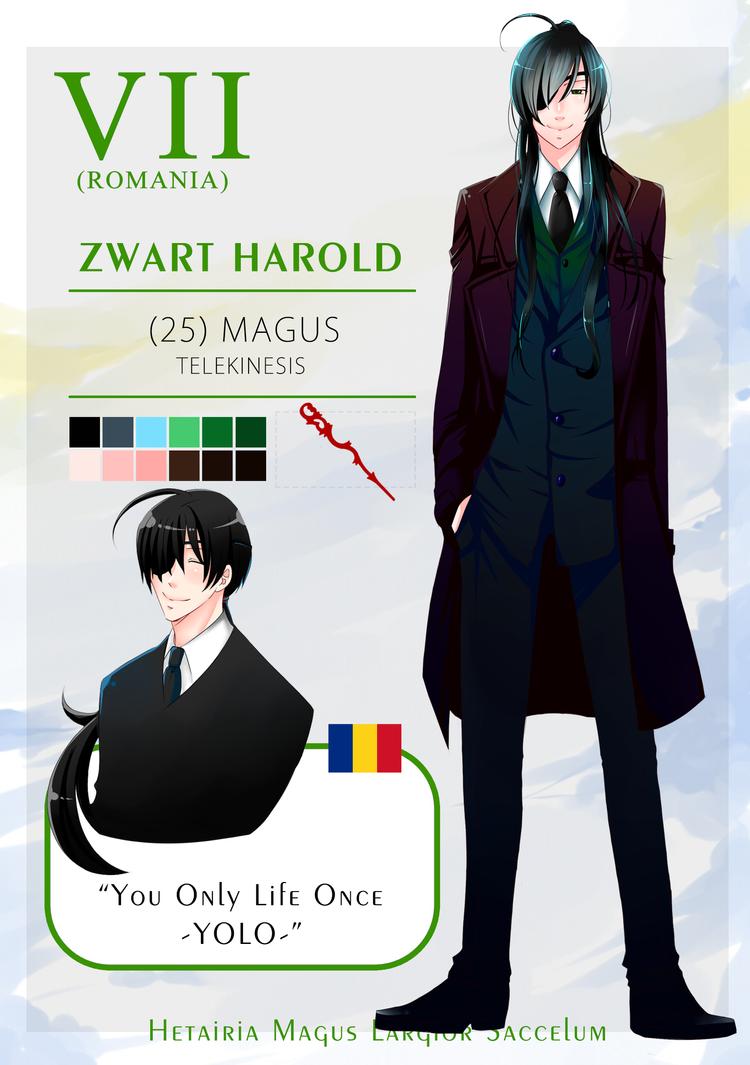 HMLS: Zwart Harold [revamp] by Tare-Hare
