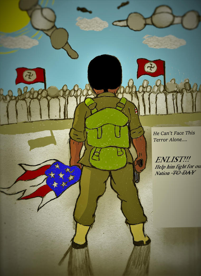 Propaganda poster ww1 by DrWho365