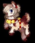 My OC pony - Melody Bell