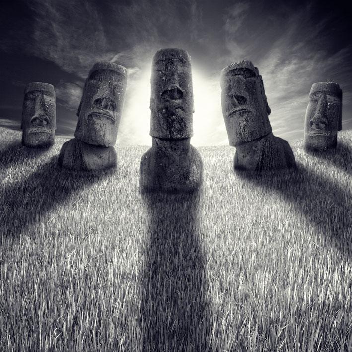 'isla de pascua' by luisbeltran