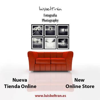 New Online Store by luisbeltran
