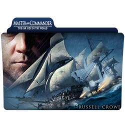 Master and Commander Folder Icon