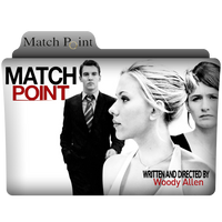 Match Point Folder Icon