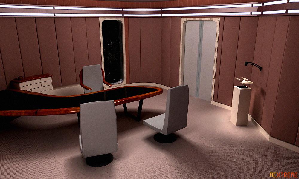 Star Trek Tng Picard S Ready Room