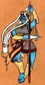 Saira - Protector of the Sky