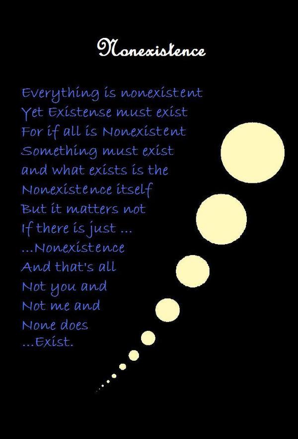 Nonexistence