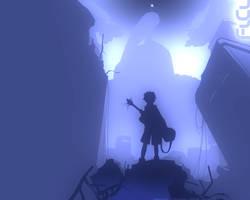 FLCL guitar by emanuelsv