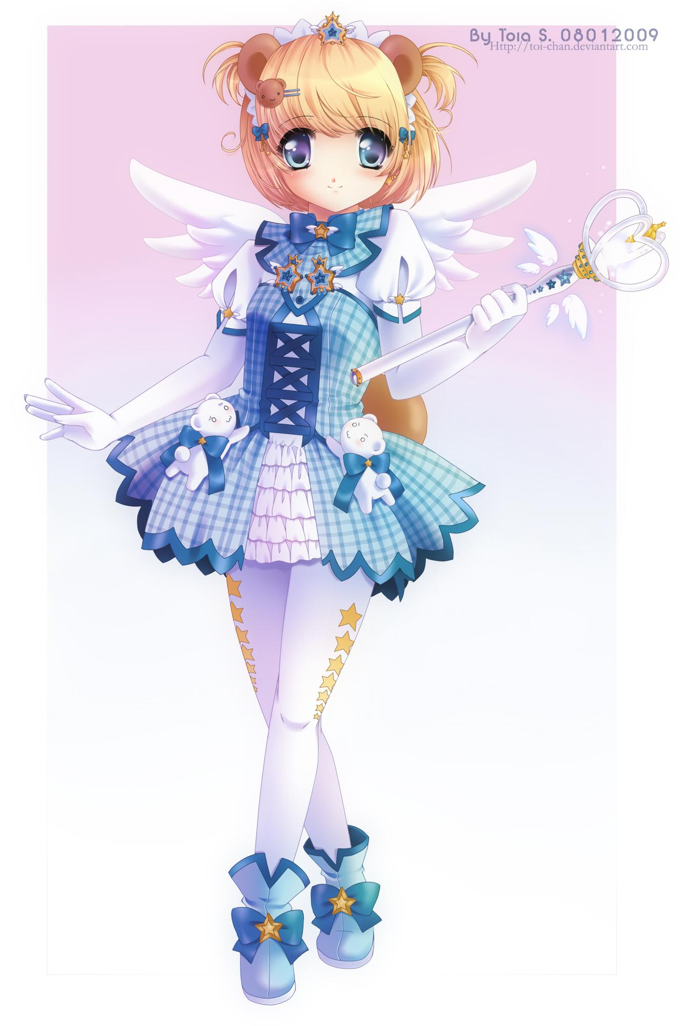 :. Magical Ichu :. by toi-chan