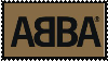 ABBA stamp by milovanf