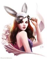 Bunny by Raivis-Draka