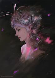 Fairy Portrait by Raivis-Draka