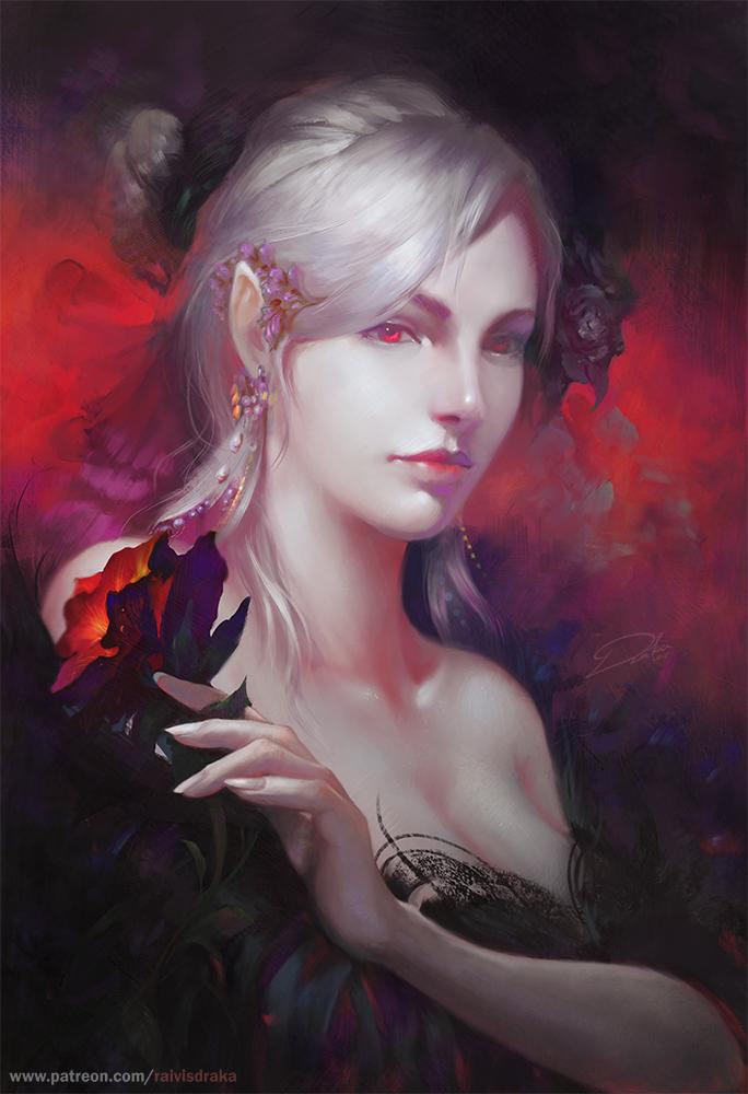 Rose by Raivis-Draka