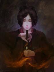 Sekiro: Emma by Raivis-Draka