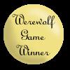 werewolf badge by HeartOfStoneRescue