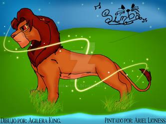 Simba by ArielxSora