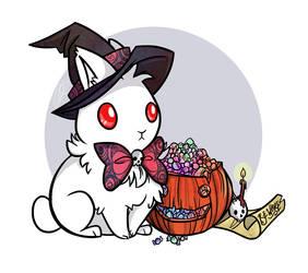 Happy Halloween 2014 by BunnyBrush