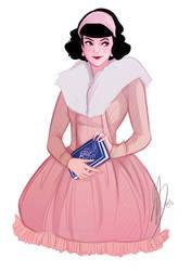 LadyLauraBell by BunnyBrush