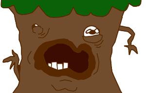 Hideous Tree Beast. by general-moofin