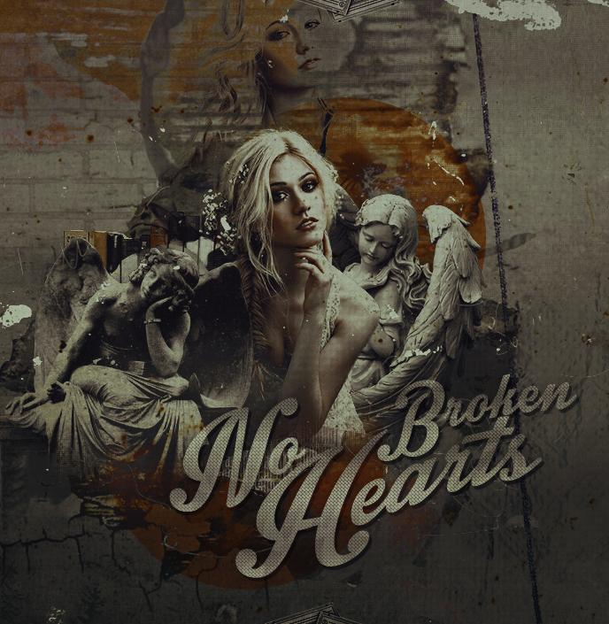 No Broken Hearts by OhMyFuckingArt